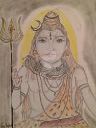 Shiva by GreyNS