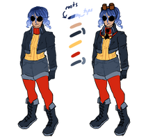 [oc] tang but less of an eyesore and less stupid