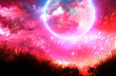 Moon by KarenStraight