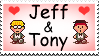 Jeff X Tony Stamp by kyleLuver4