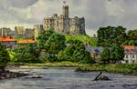 Warkworth Castle, Northumberland 2016