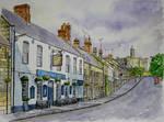 Castle Street, Warkworth, Northumberland 2016