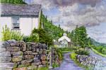 Thornthwaite village, Cumbria