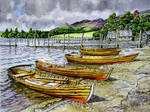 Derwentwater, Keswick, Lake District by jeffsmith1955