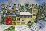 Cragside in the Snow