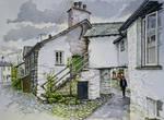 Cottages, Hawkshead, Cumbria