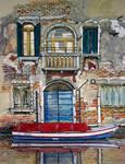 Decaying Palazzo,Venice