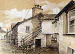 Wordsworth Street, Hawkshead, Cumbria