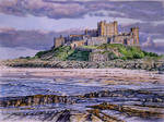 Early Evening Bamburgh by jeffsmith1955