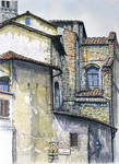 Church of Badia, Florence by jeffsmith1955