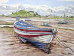 Low Tide at Alnmouth, Northumberland