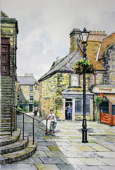 Alnwick Market Square