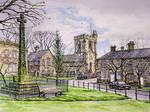 Armstrong Cross, Rothbury, Northumberland
