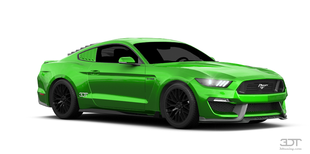 2017 Ford Mustang Gt By Carsonla