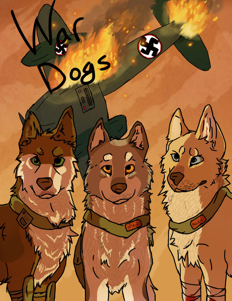 War Dogs Cover by Psychotic-Mutt