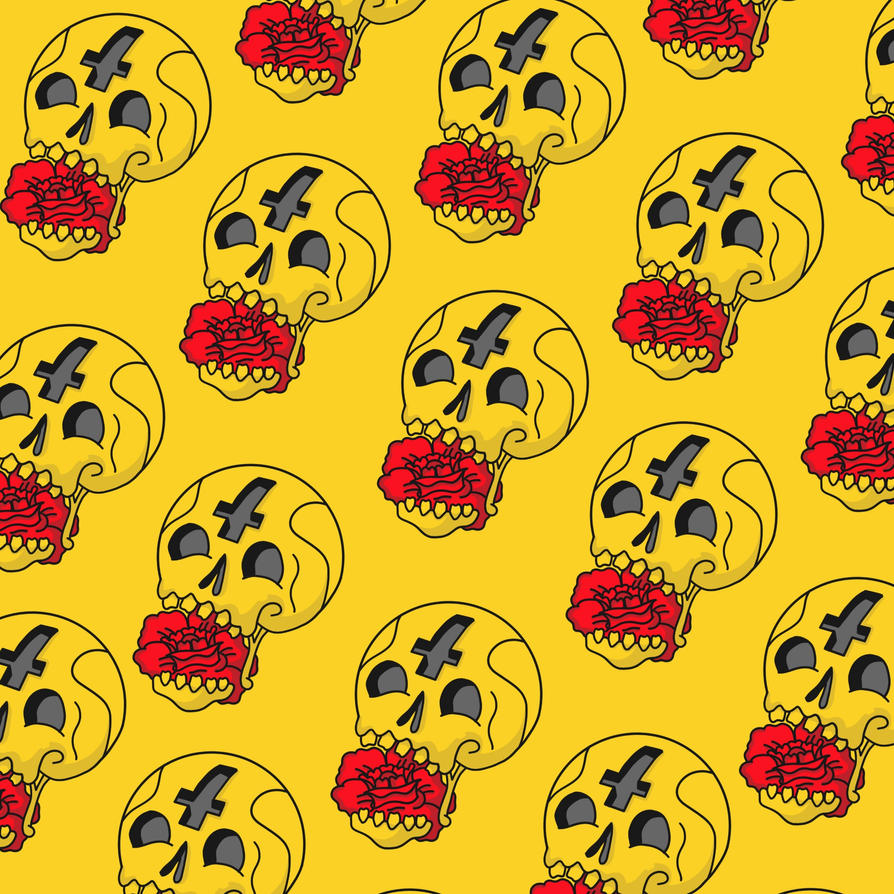 Sugar Skull Wallpaper By AdamTav