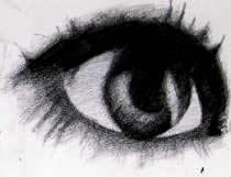 bree's eye by corpseface