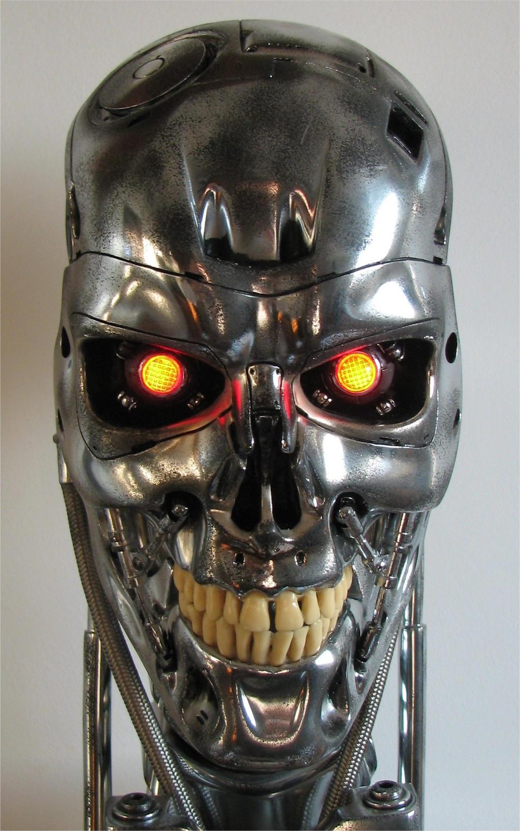 Terminator fading eyes by jkno4u