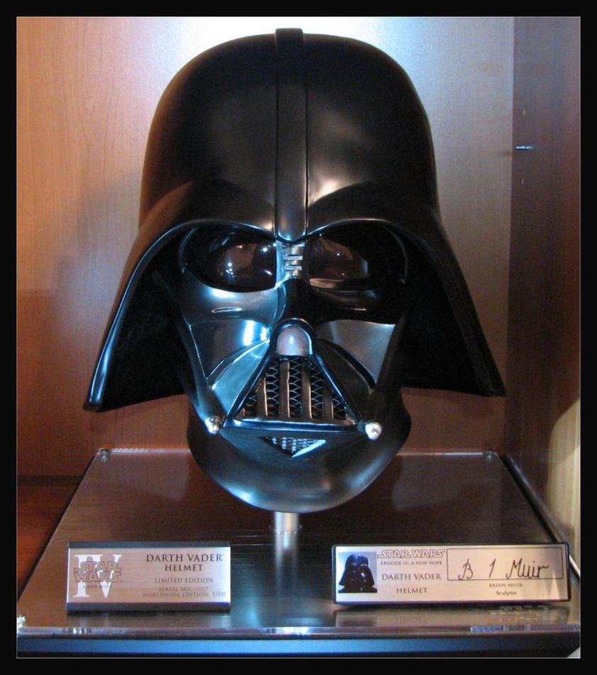 Darth Vader Mask Coloring Page