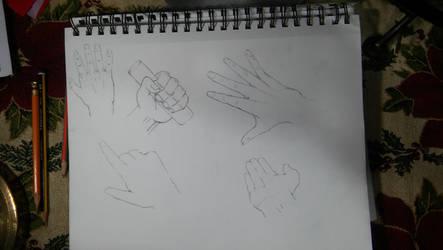 Un poquito de manos by JoseSot0