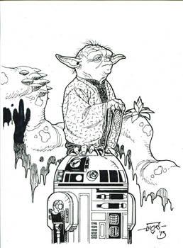 Yoda R2