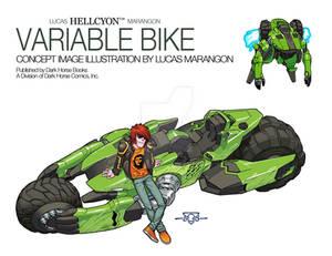 Variable Bike