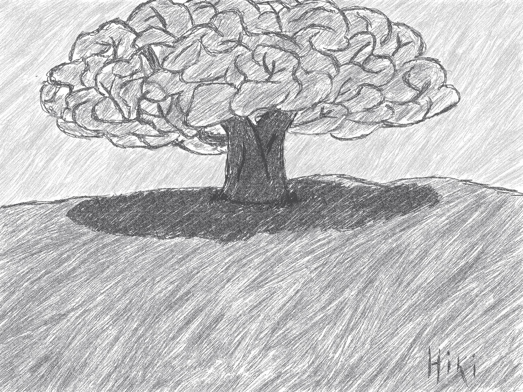 The Tree of Wisdom by H1-K1