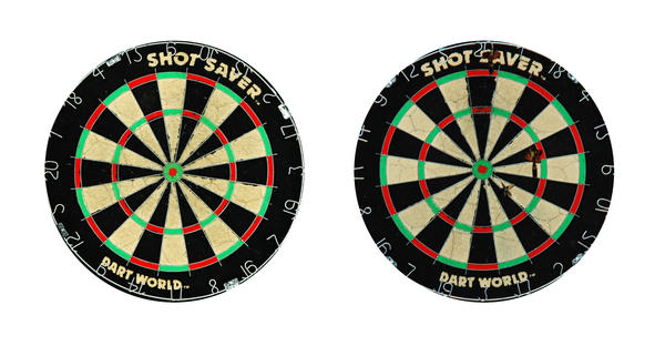 Dart Boards by Delia-Stock
