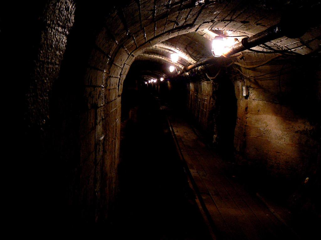 Tunnel by EnsoDancer