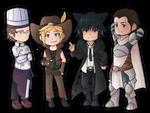Bravely/Final Fantasy XV Crossover