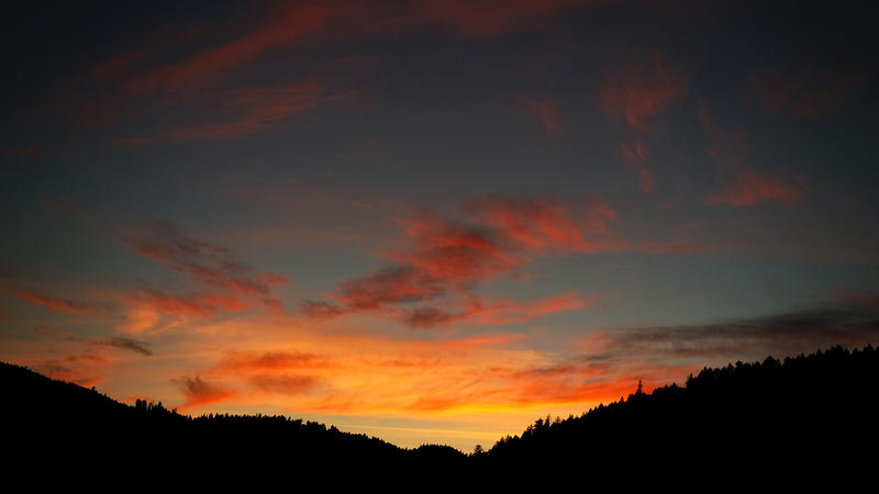 Takilma Sunset By Bloodylies On Deviantart