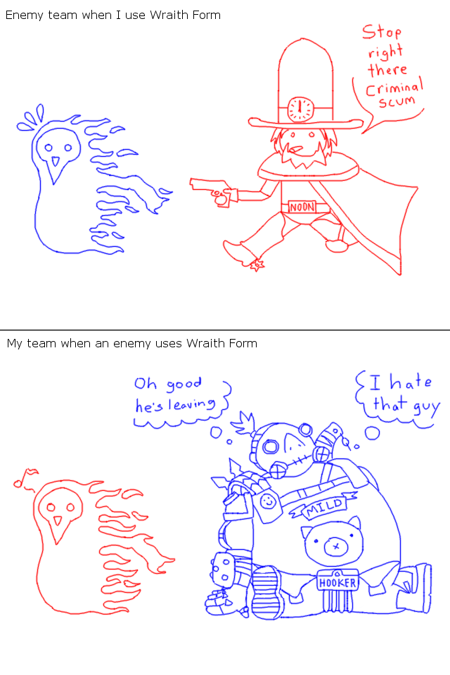 A Day in the Life Of A Reaper Main : Overwatch