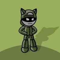 Robot 2 by motomagx