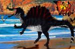 PSPK spinosaurus