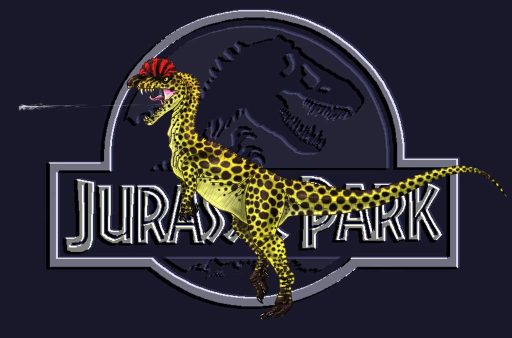 JP Dilophosaurus by JELSIN