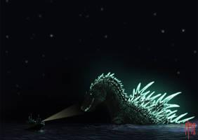 Gojira by JELSIN