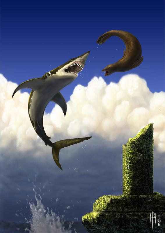 Future Shark By Jelsin On Deviantart
