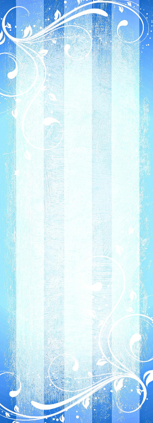 Custom Blue Stripe Box Background by Naheska