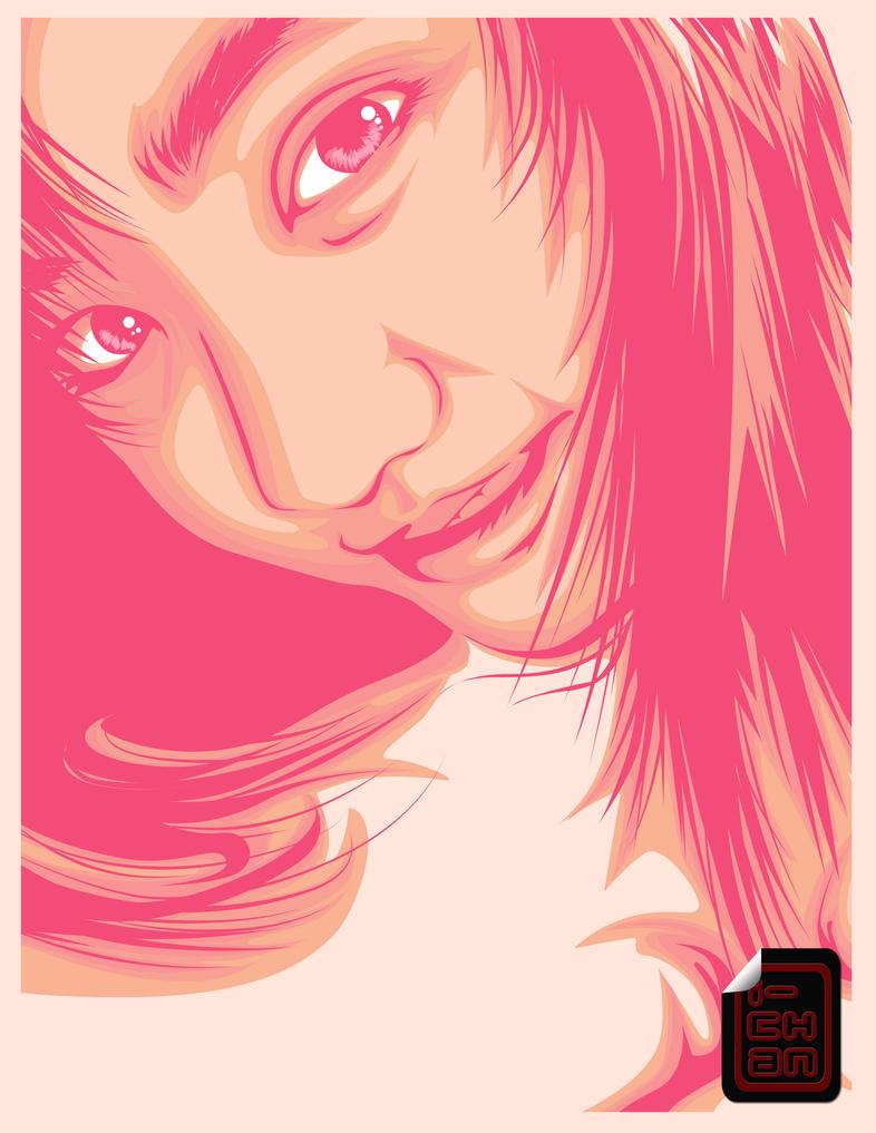 Charmaine Dela Cruz Mendoza 2 by istian18kenji