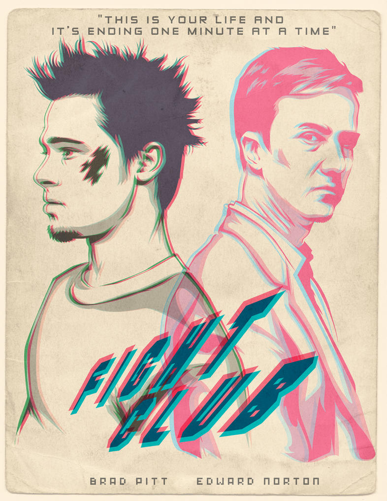 Fight Club by istian18kenji