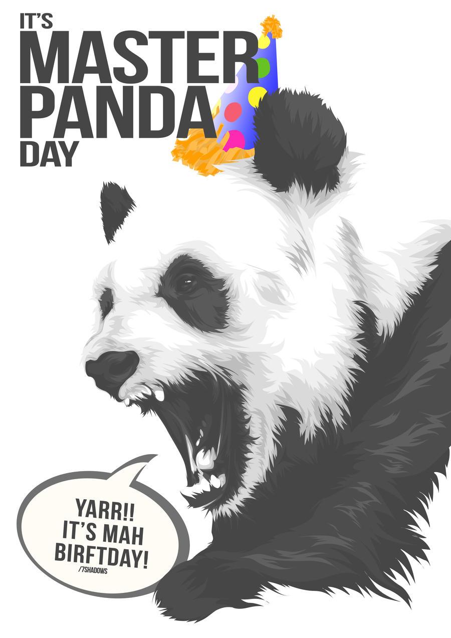 Panda Day by istian18kenji on DeviantArt