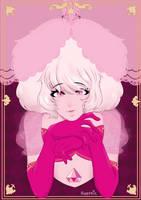 pink diamond by Azernic