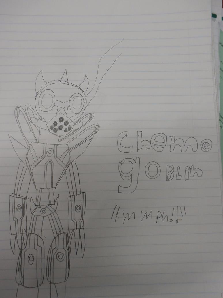 Chemogoblin by firebyte27