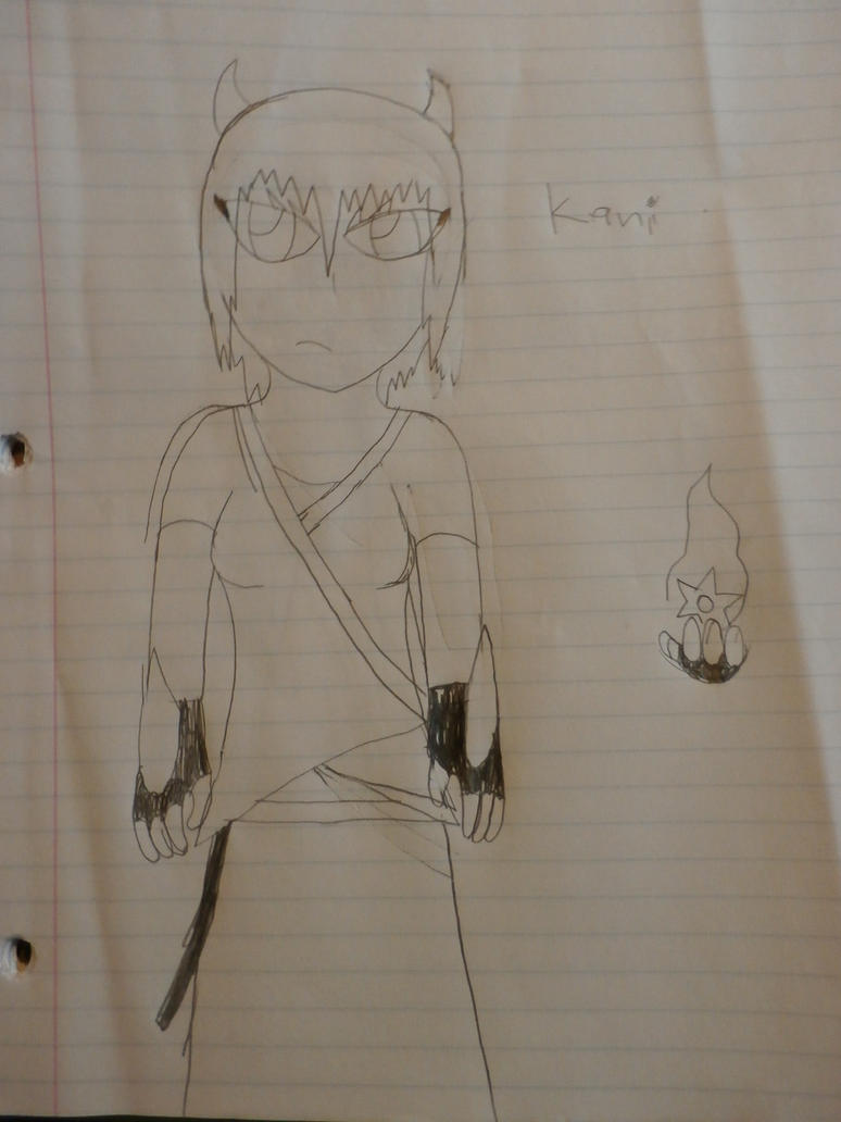 City of slumber 10: Kani by firebyte27