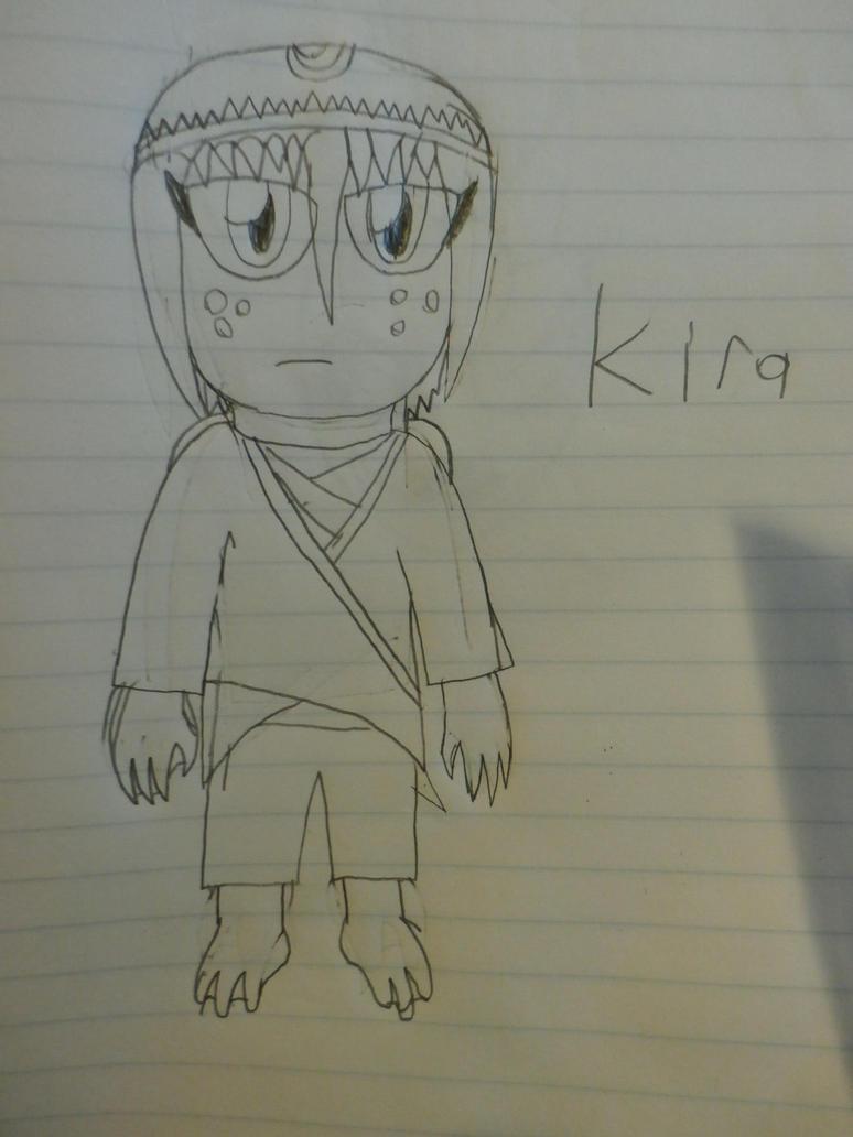 City of slumber 16:Kira the Kappa by firebyte27