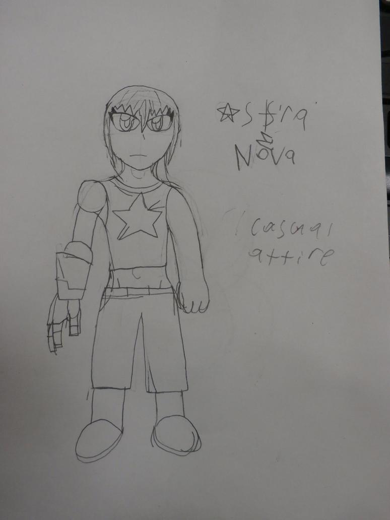 Astra Nova by firebyte27