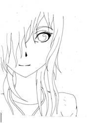 pretty eyed girl by dubsteplyra