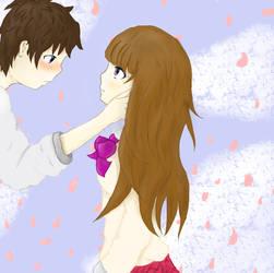 Kiss by dubsteplyra