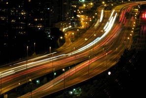 Light Trail by AbdoHad