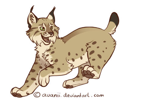 Happy Lynx